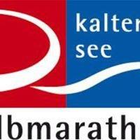 Sportler Kalterersee Halbmarathon