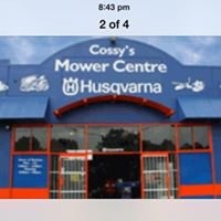Cossy's Mower Centre