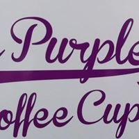 The Purple Coffee Cup