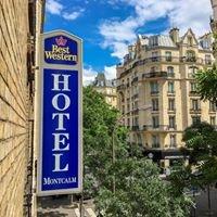 Best Western Hôtel Montcalm Paris 15