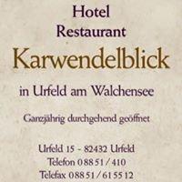 Hotel Karwendelblick - Walchensee