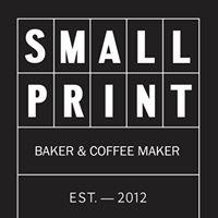 Small Print