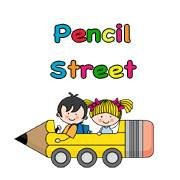 Pencil Street Toy Shop