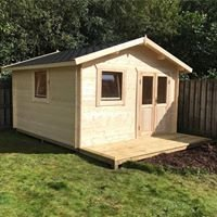 AMR Log Cabins