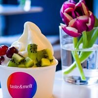taste&melt Frozen Yogurt