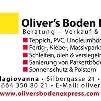 Oliver's Boden Express
