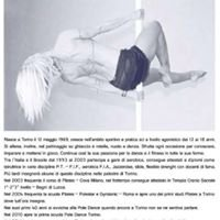 Pole Dance Torino by Cristina Cortese