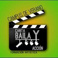 Campus Artístico de Verano: Canta, Baila y Acción