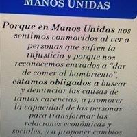 """MANOS UNIDAS  BAENA     """"Su mañana es hoy"""""""