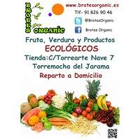 Brotes Organic Fruta y Verdura Ecologica