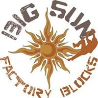 Big Sun Factory Blocks