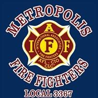 Metropolis Professional Firefighters L-3367