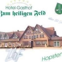 Hotel-Restaurant Zum Heiligen Feld