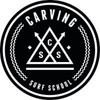 Carving surf school
