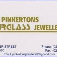 Pinkertons Hourglass Jewellers