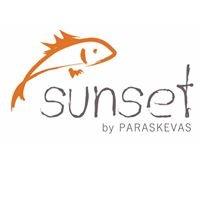 """SUNSET TAVERNA by PARASKEVAS- """"seafood only"""""""