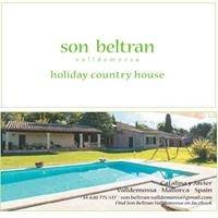 Son Beltran  -  Valldemossa