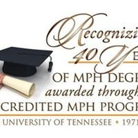 40th Anniversary! MPH at UTK Department of Public Health