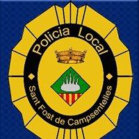 Policia Local de Sant Fost de Campsentelles