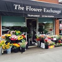 The Flower Exchange.