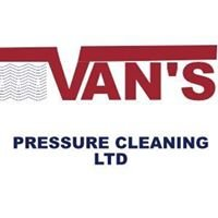 Van's Pressure Cleaning Ltd