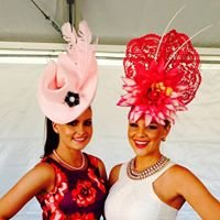Hats In Fashion by Kerry Mcglone