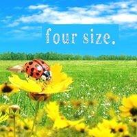 Four Size Shoes