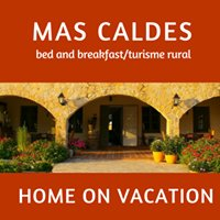 Mas Caldes bed and breakfast/turisme rural