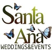 Santa Ana, Weddings & Events