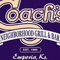 Coach's Grill and Bar