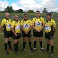 University Cup Rugby League Referees Association