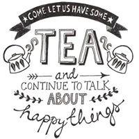 Sugarplums and Tea