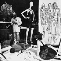 LIVE Fashion Illustration by Denise Fike