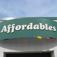 Affordables Thrift Store/Affordables on 1st