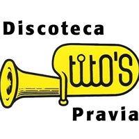 Discoteca Tito's Pravia