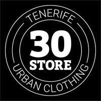 30 Store Tenerife