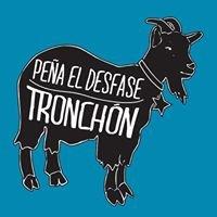 Peña El Desfase de Tronchón (Teruel)