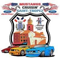 Mustangs Cruisin' Saint-Tropez