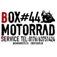 Box#44 Motorradservice