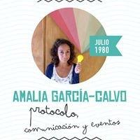 Amalia García- Calvo Comunicación, marketing y eventos