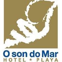 Hotel O Son do Mar Playa Panadeira Sanxenxo