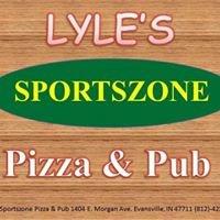 Lyle's Sportszone Pizza and Pub