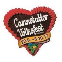 Cannstatter Volksfest / Wasen