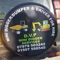 DVP Mini Digger Services