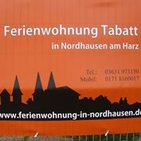 Ferienwohnung Tabatt Nordhausen