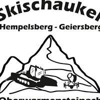 Skischaukel Oberwarmensteinach - Dévalkartbahn