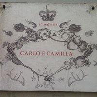 Carlo & Camilla in Segheria