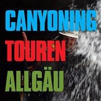 Canyoning Touren Allgäu