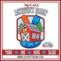 The Activity Barn