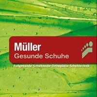 Müller :: Gesunde Schuhe